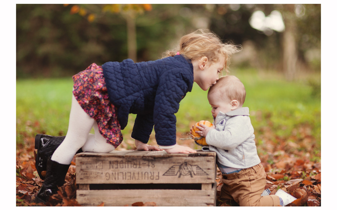 Stansted Autumn Sibling Session