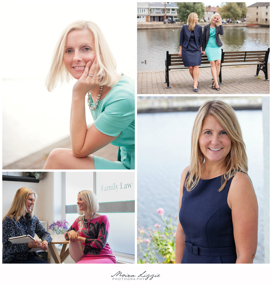 Female Solicitor Personal Branding Environmental Headshot Images by Moira Lizzie Photography