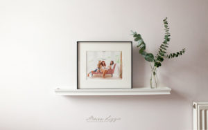 Modern Simplicity Framing from Moira Lizzie Photography
