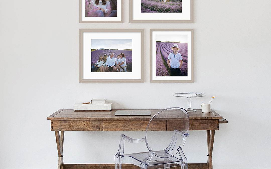 The story behind the new framing collection