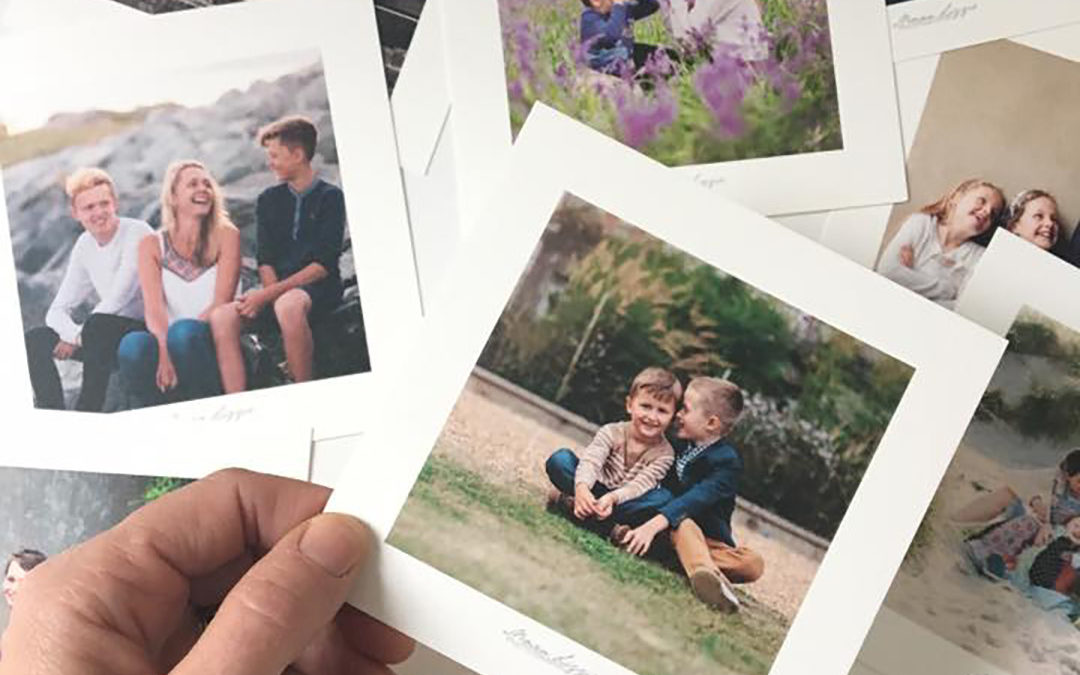 How to: Organise your family photographs